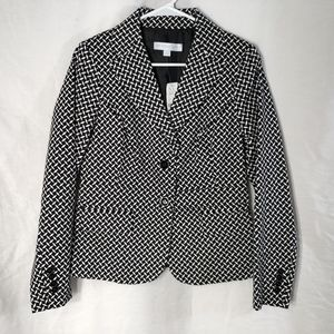 NWT New York Company 6 Blazer Lined 1073